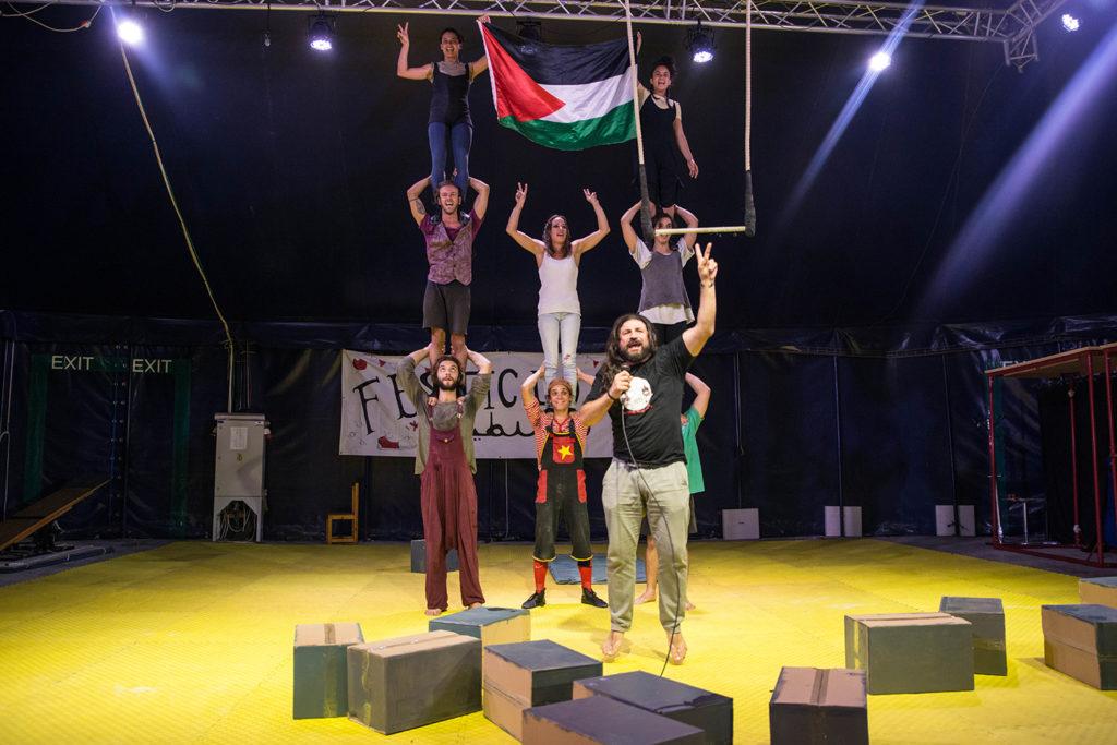 Presentación Palestina