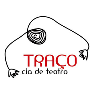 Logo Traço Cia de Teatro