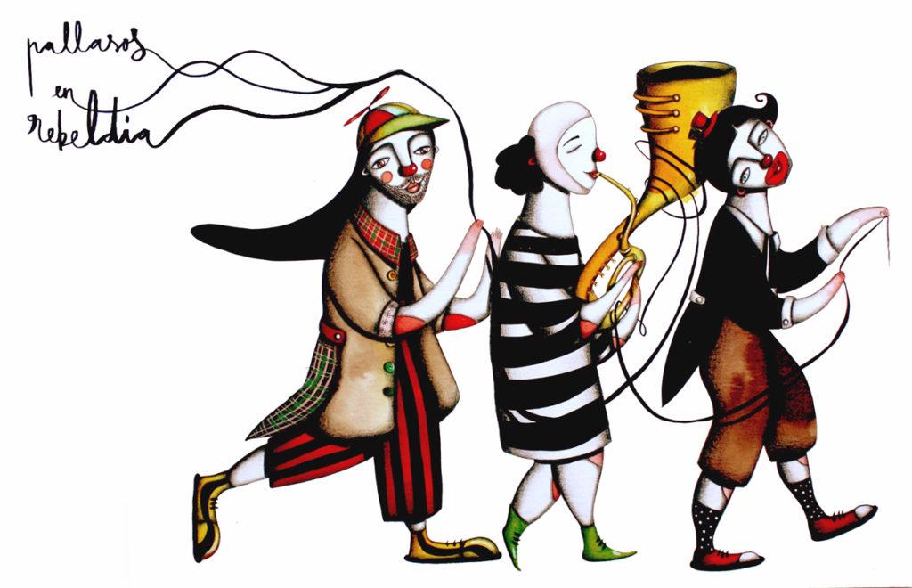 Ilustración de Iris Serrano