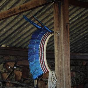 Acolhida no Centro Cultural Kariri Xocó